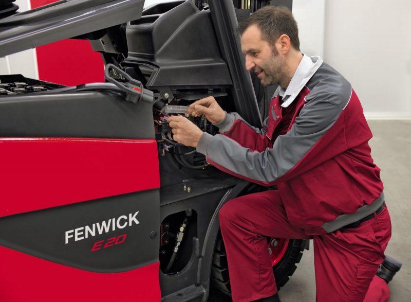 Réparation Fenwick